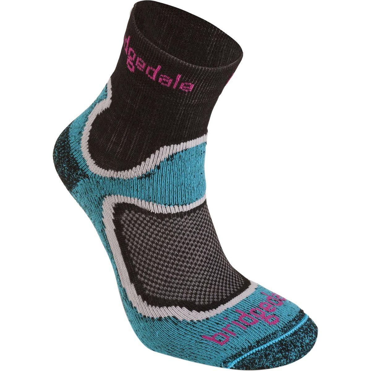 Bridgedale Trail Sport Lightweight Crew Sock - Women's