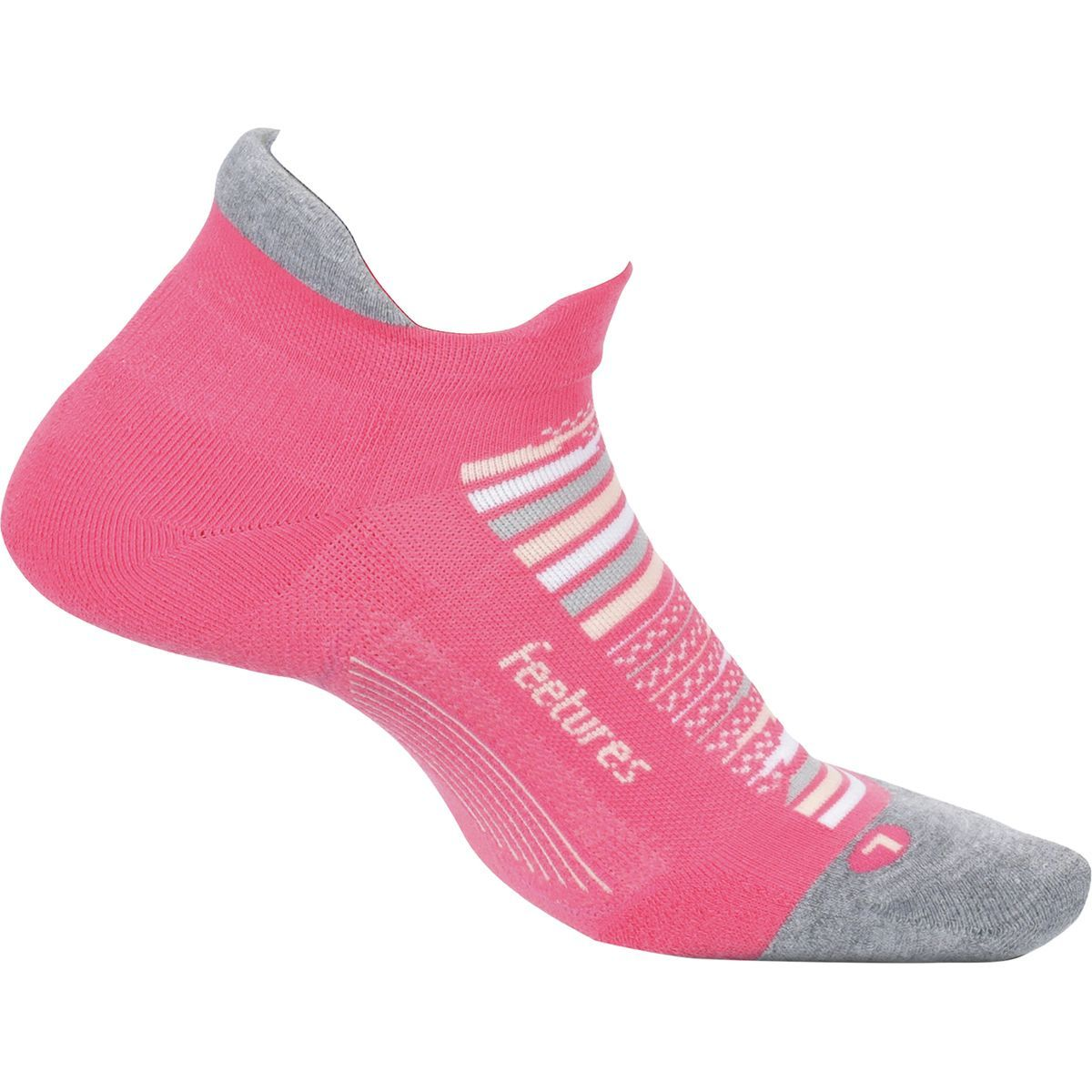Feetures! Elite Max Cushion No Show Sock - Men's
