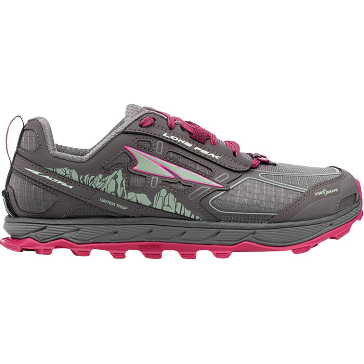Altra Lone Peak 4.0 Trail Running Shoe - Women's