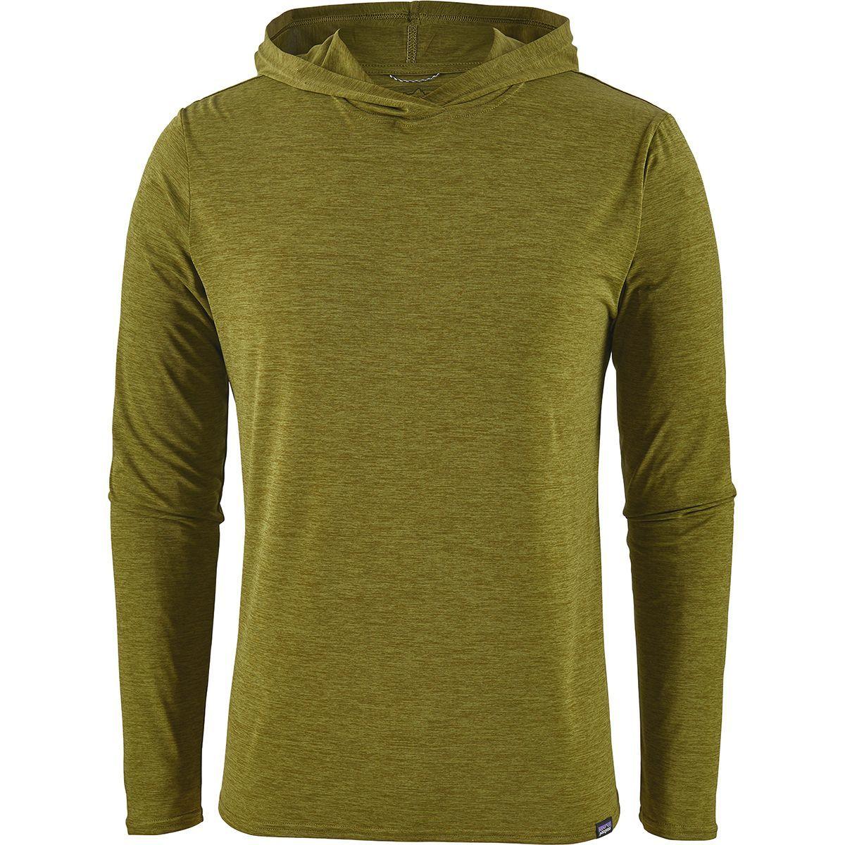 Patagonia Capilene Cool Daily Hooded Shirt - Men's