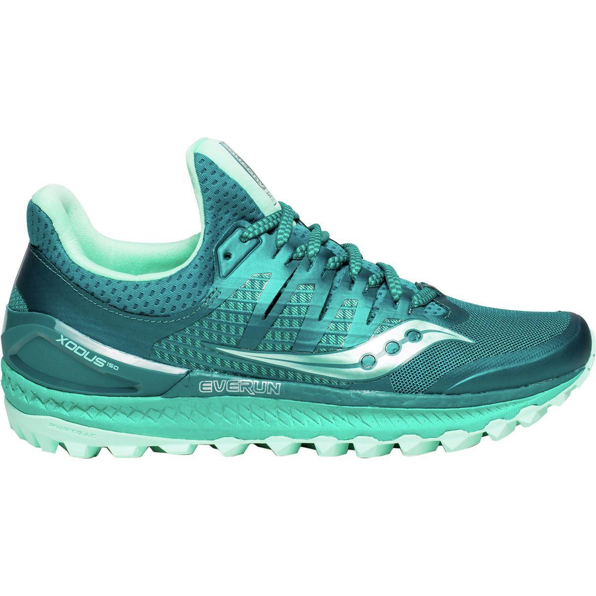 Saucony Xodus Iso 3 Trail Running Shoe - Women's