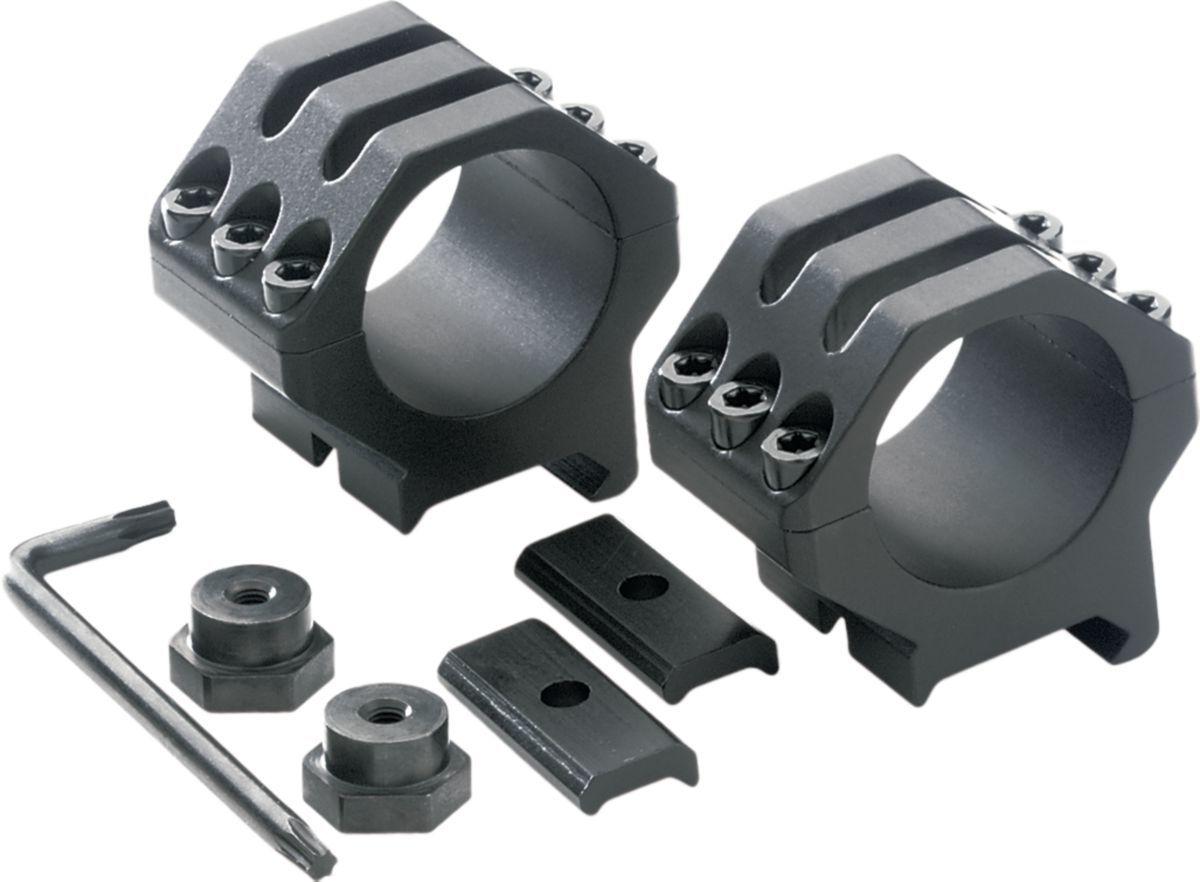 BLACKHAWK!® Six-Hole Tactical 30mm Weaver Rings