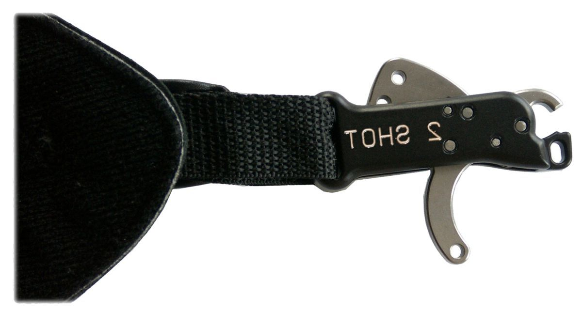 Carter Two Shot Release with Buckle Strap