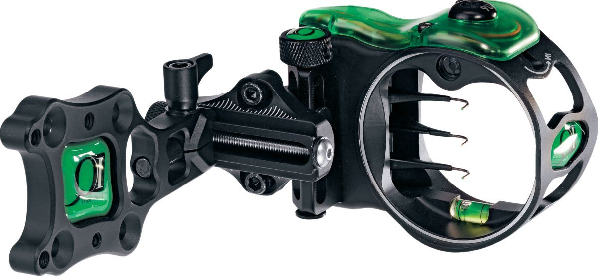 IQ™ Micro Retina Lock Three-Pin Bow Sight