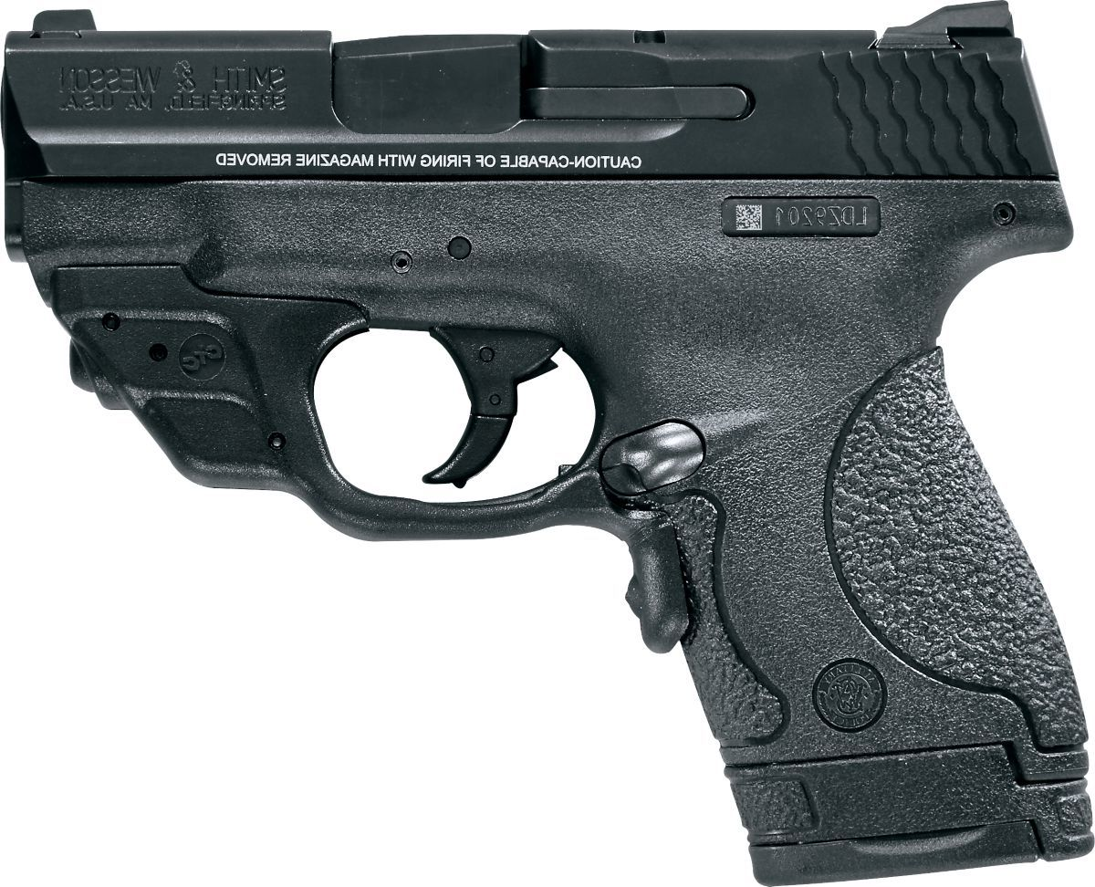 Crimson Trace® Laserguard® with Blade-Tech Holster