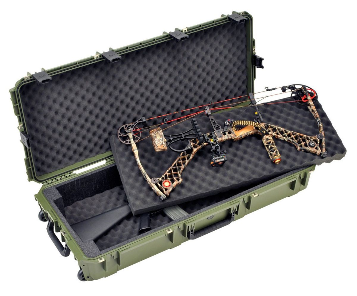 """SKB iSeries 42"""" Double Bow/Rifle Case"""