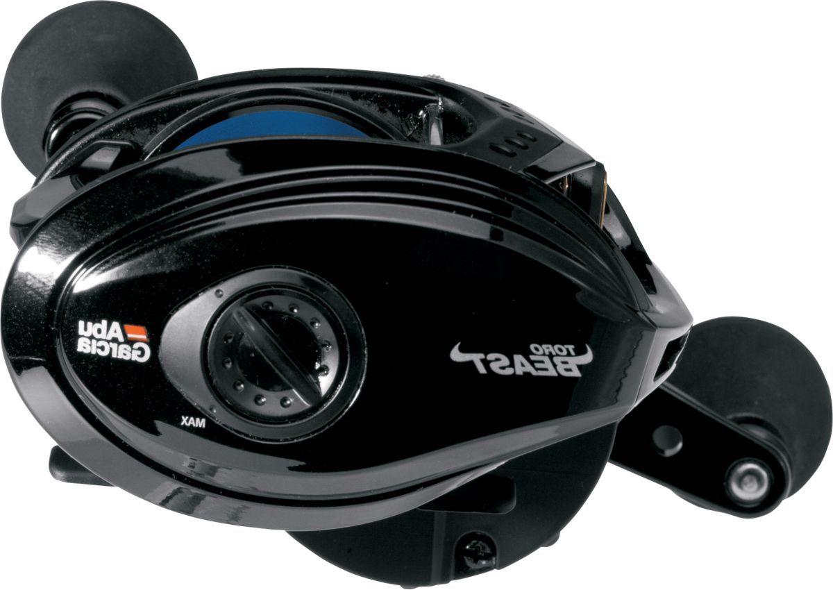 Abu Garcia® Revo® Toro Beast Low-Profile Baitcasting Reels