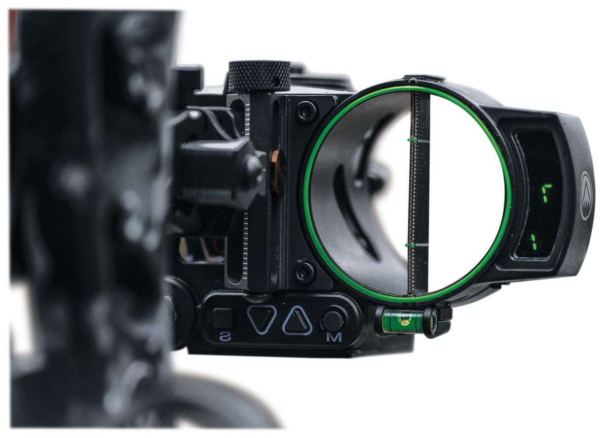 Burris Oracle® Rangefinding Bow Sight