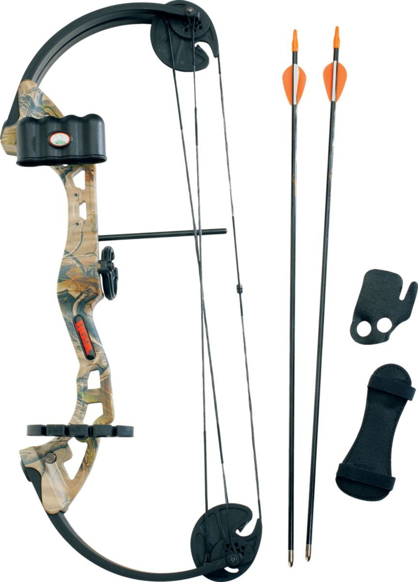 Bear® Archery Youth Warrior Camo Package