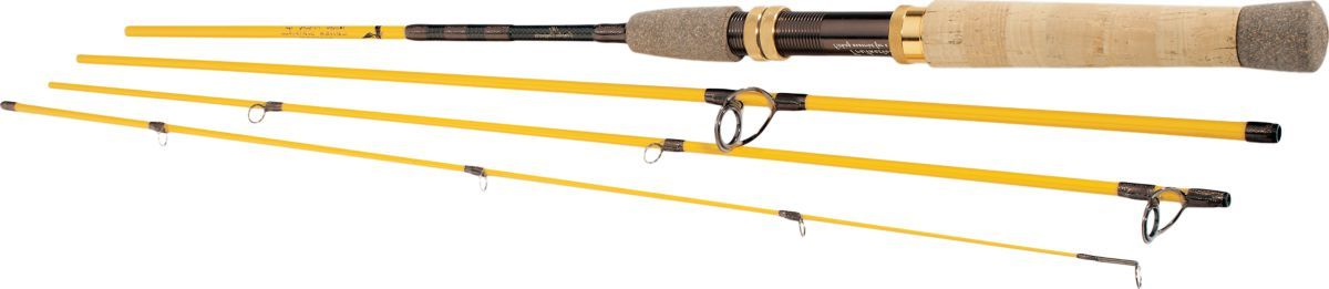 Eagle Claw Trailmaster Spinning Pack Rods