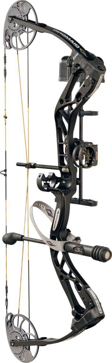Diamond Archery Edge SB-1 Black Ops Package