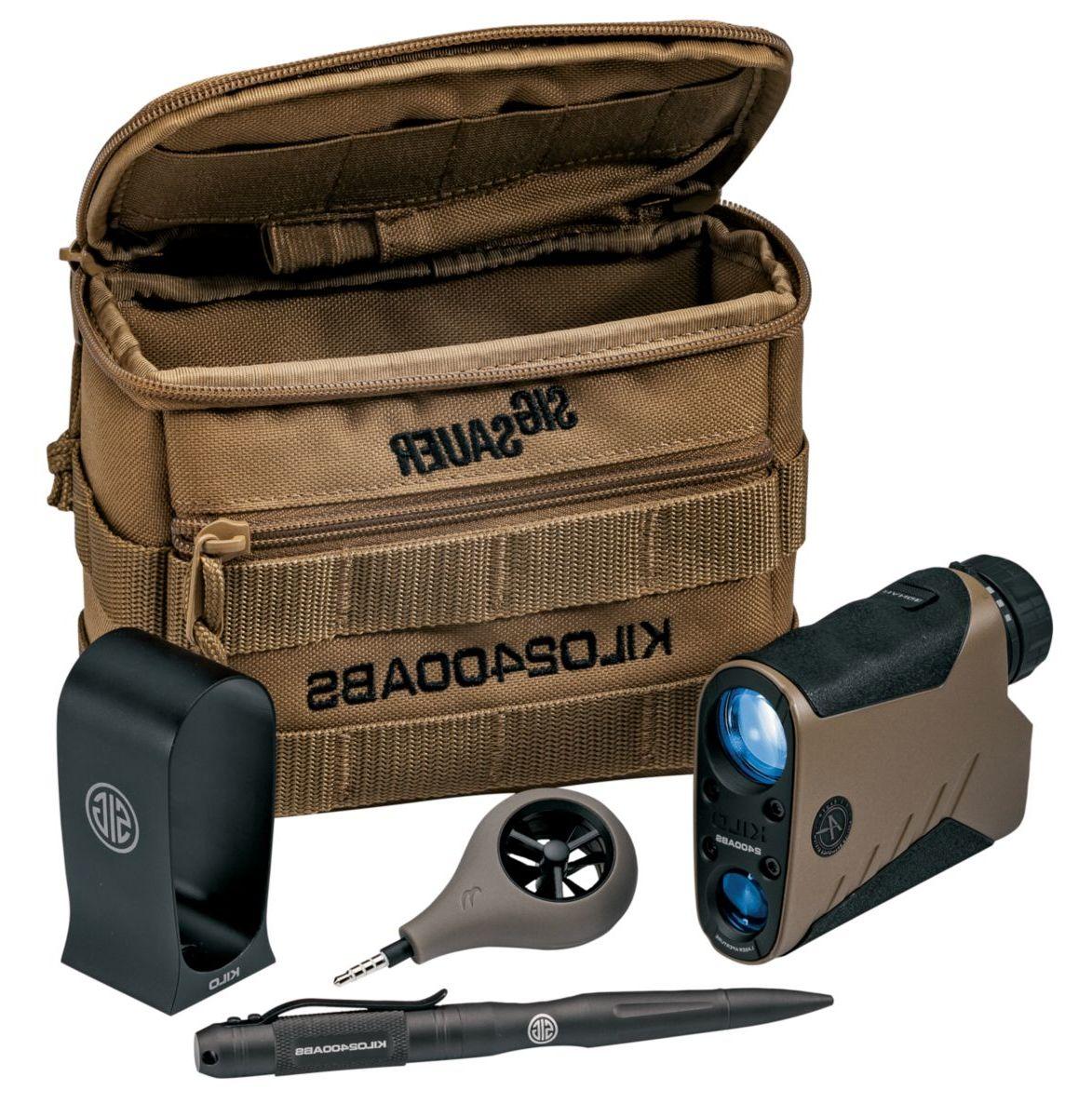 SIG Sauer® KILO2400ABS Ballistic Rangefinder