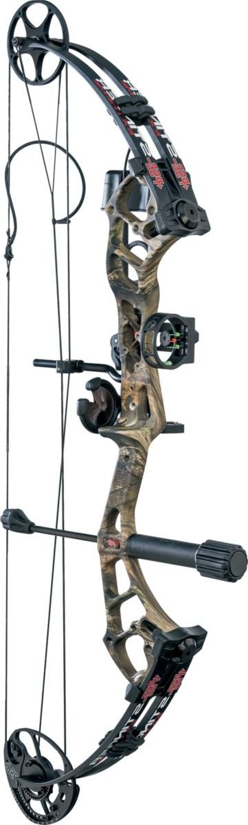 PSE Stinger™ Extreme RTS Compound-Bow Package