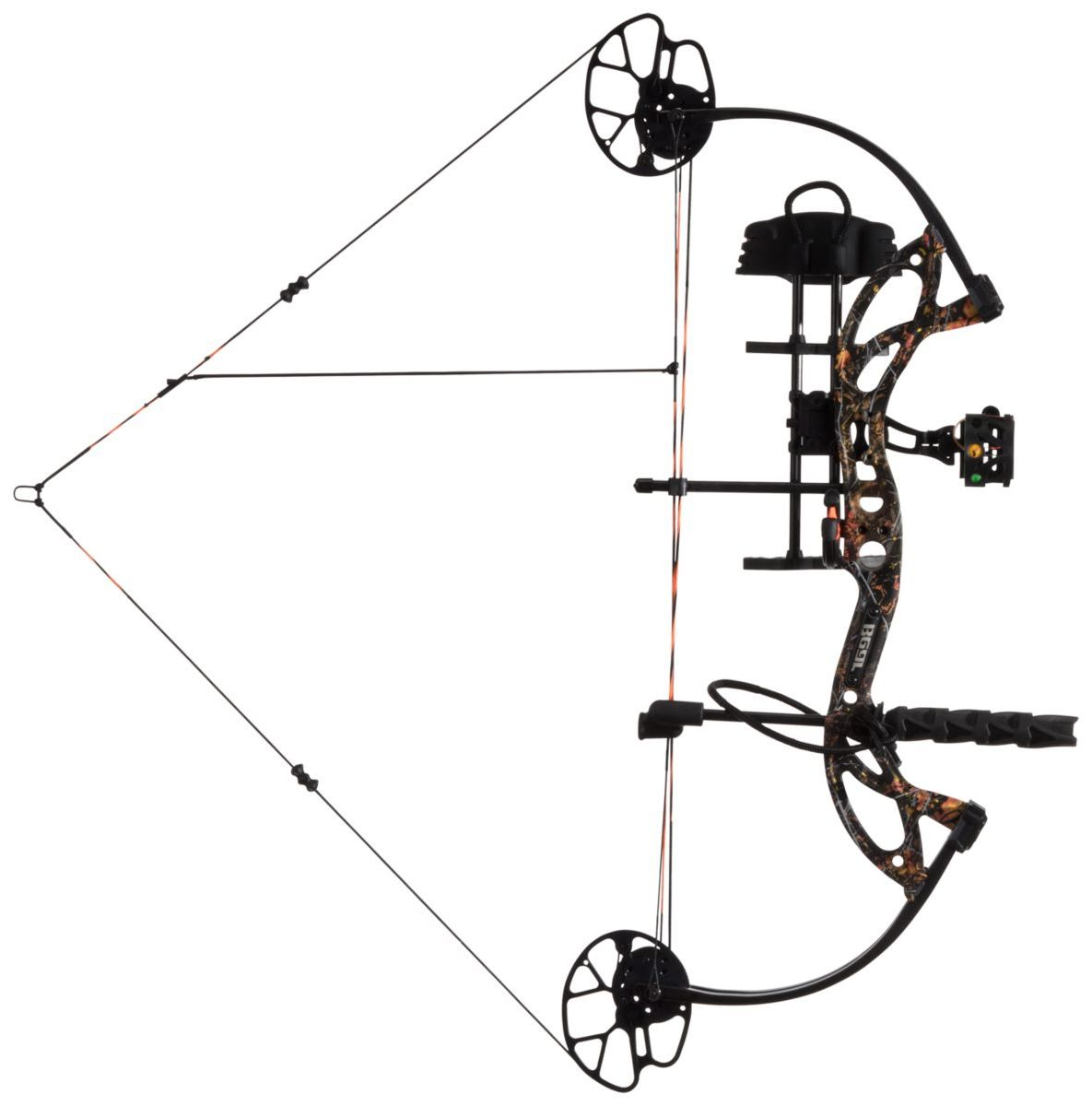 Bear® Archery Cruzer G2 RTH Compound-Bow Package