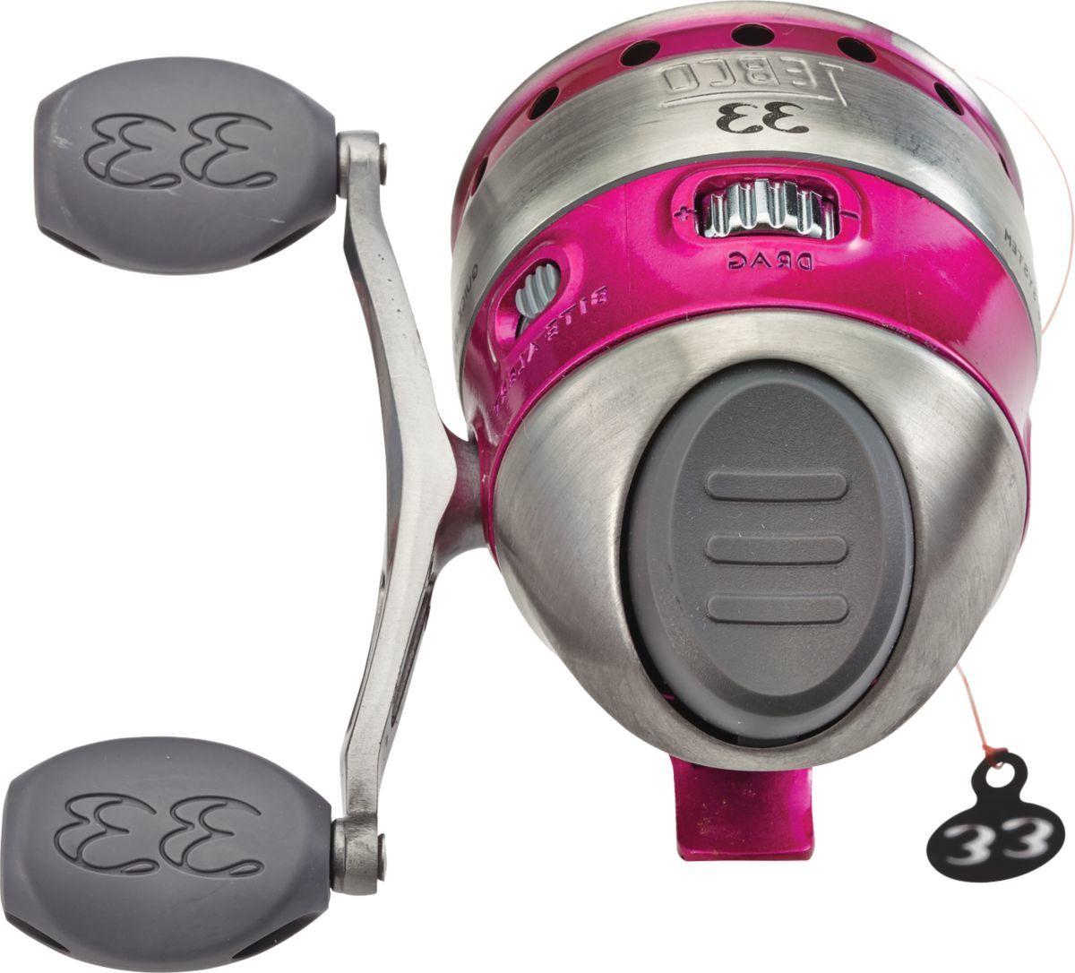 Zebco® Authentic 33 Ladies Spincast Reel