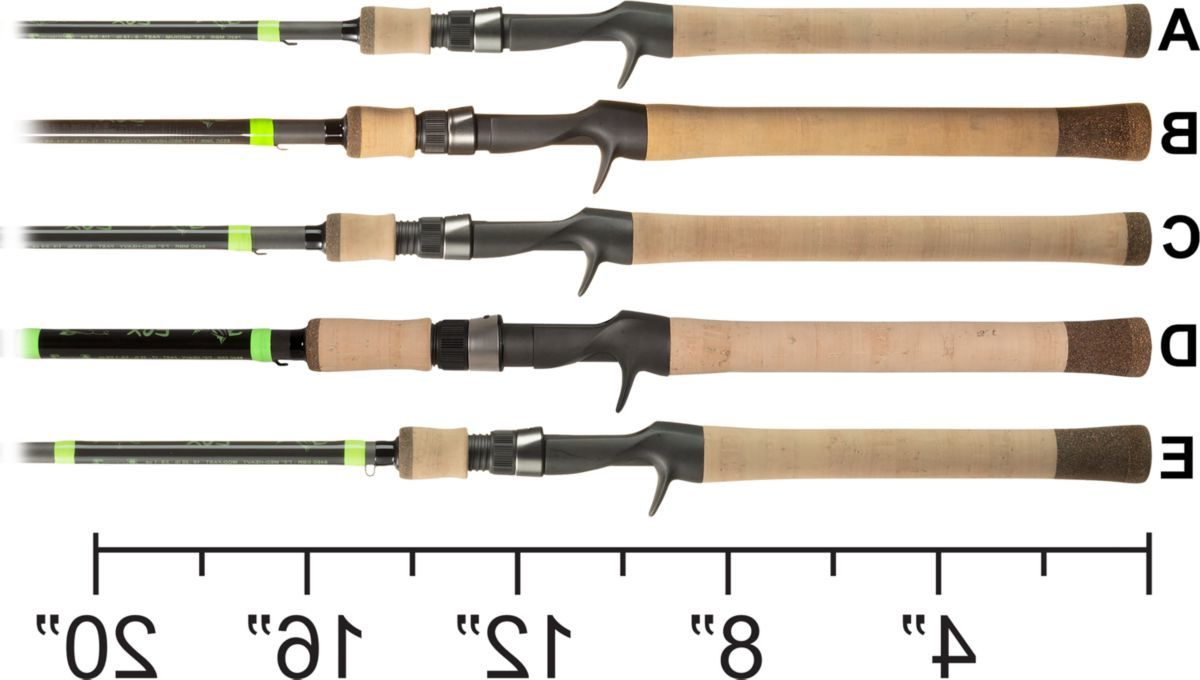 G.Loomis® E6X Jig & Worm Casting Rods