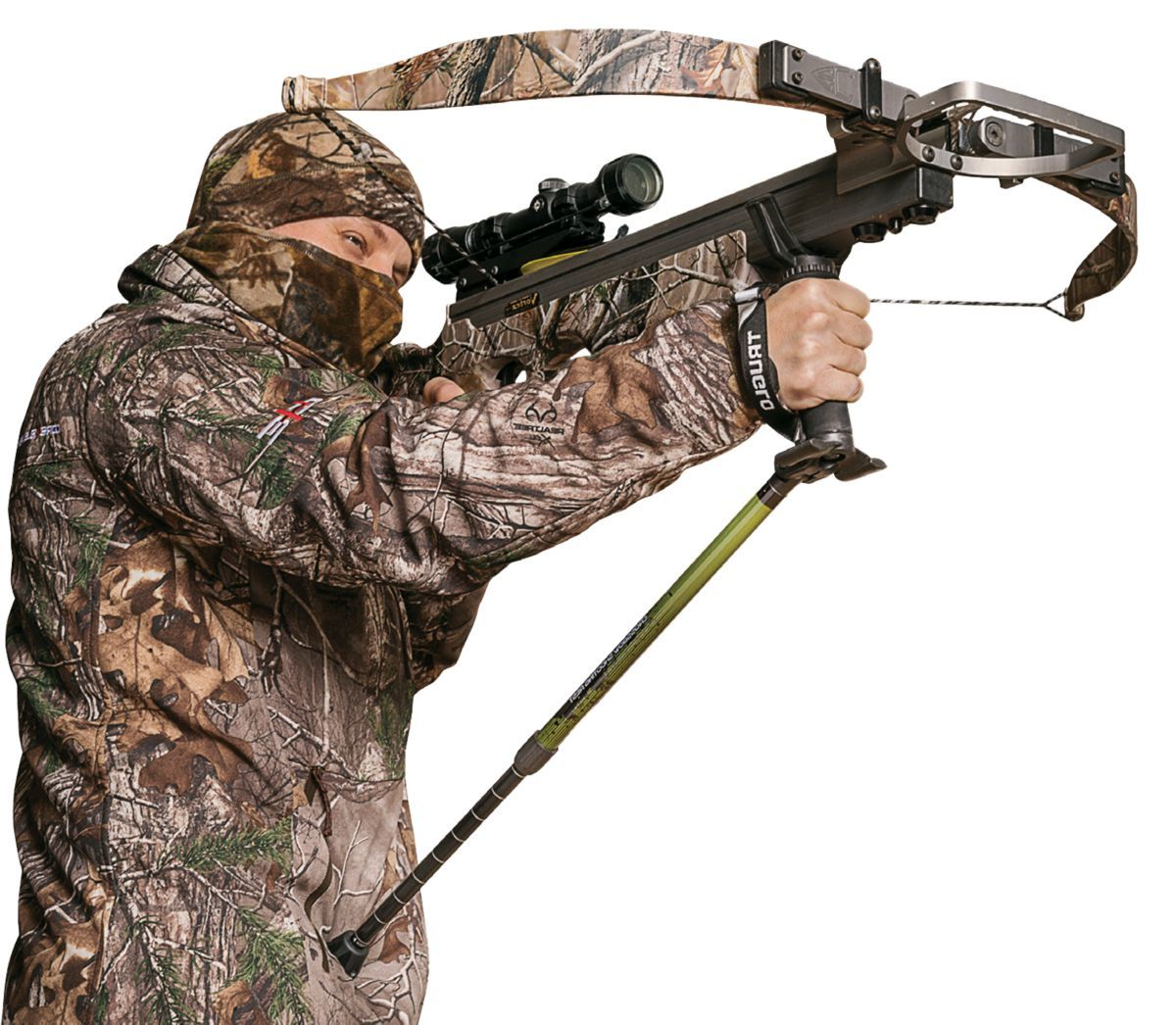 TRUGLO® Hip-Shot™ Crossbow Shooting Rest