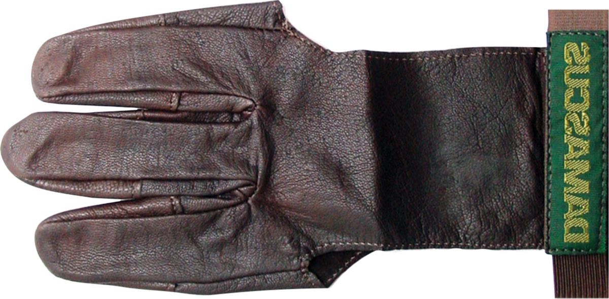 Damascus Doeskin Shooting Glove