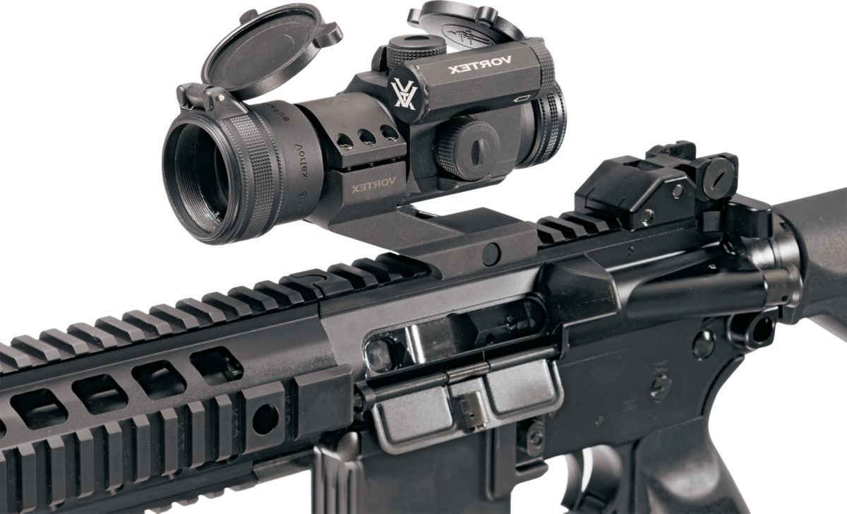 Vortex® Strikefire II Red/Green Dot Sight