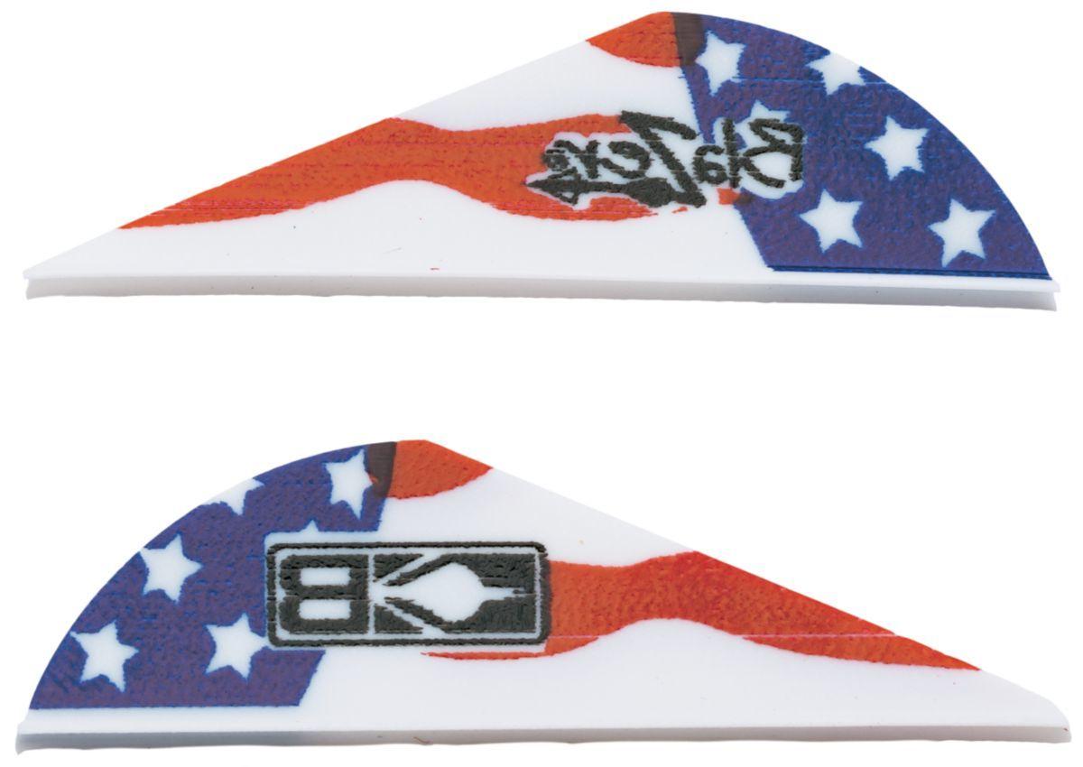 Bohning American Flag Blazer® Vanes