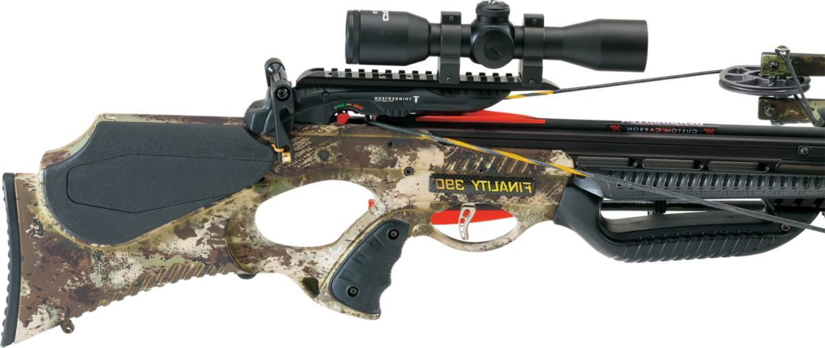 Cabela's Finality 390 Crossbow Package