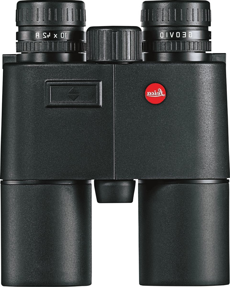 Leica Geovid R Rangefinding 10x42 Binoculars