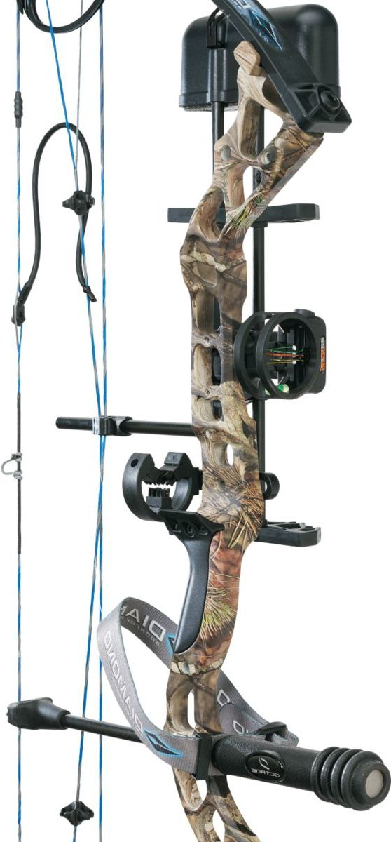 Diamond Archery Infinite Edge Pro Camo Compound-Bow Package