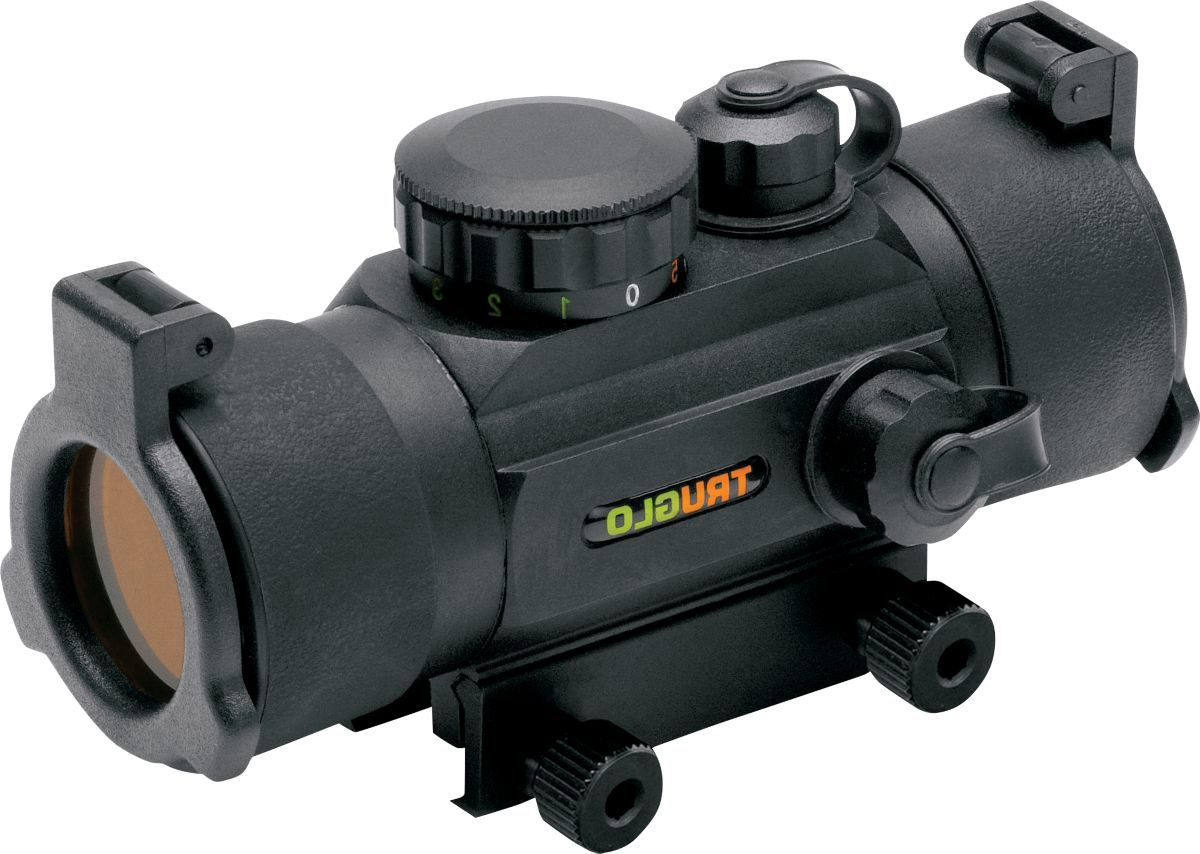 TRUGLO® TG8030DB 30mm Red-Dot Dual-Color Sight